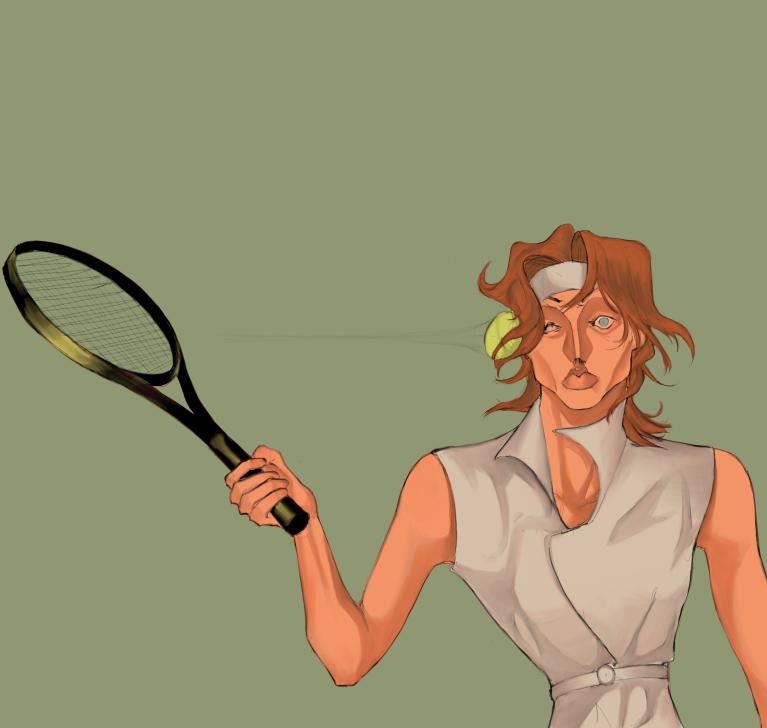 Jude Tennis Hit